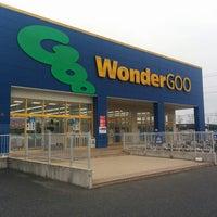 Photo taken at WonderGOO 加須店 by Masaki K. on 3/29/2015