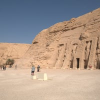 Photo taken at Temple of Ramses by Masaki K. on 8/23/2014