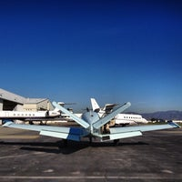 Photo taken at Van Nuys Airport (VNY) by Cynthia D. on 1/5/2013