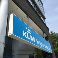Photo taken at KLM Inflight Services by Cynthia D. on 6/21/2017