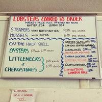 Photo taken at Larsen's Fish Market by Cynthia D. on 6/19/2013