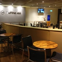 Photo taken at Lufthansa Welcome Lounge (Arrival Lounge) by Cynthia D. on 10/22/2012