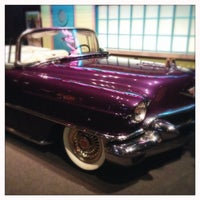 Photo taken at Elvis Presley Automobile Museum by Cynthia D. on 2/5/2014