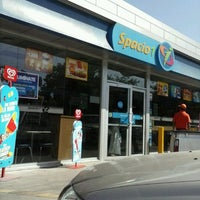 Photo taken at Spacio1 by Sergio C. on 11/20/2012