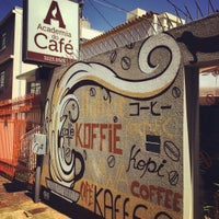Foto tirada no(a) Academia do Café por Rapha G. em 9/2/2015