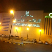 Photo taken at Al-Rashid Mega Mall by Ibrahim ❣. on 1/31/2013