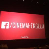 Photo taken at Cinema Hengelo by henri k. on 11/29/2015