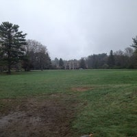 Photo taken at Borderlands State Park Disc Golf by York-Andreas P. on 5/9/2014