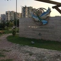 Photo taken at Güney Rotary Klübü Barış Parkı by Barış D. on 8/11/2017