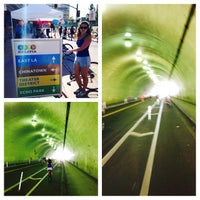 Photo taken at Ciclavia Pitstop by Nadim B. on 10/5/2014