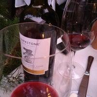 Photo taken at Noir Food & Wine by Nadim B. on 10/7/2012