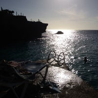 Photo taken at Negril West End by Nadim B. on 12/12/2013