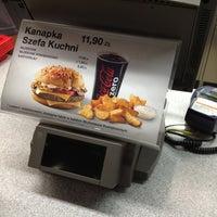 Снимок сделан в McDonald's пользователем Mariusz H. 2/25/2013