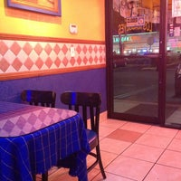 Photo taken at Los Magueyes by Victoria on 9/24/2014