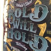 Foto scattata a Bold Will Hold Tattoo - Samuele Briganti da Músina F. il 2/7/2017