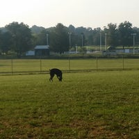 Photo taken at Overlook Dog Park by People of Lancaster e. on 9/8/2013