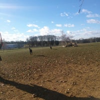Photo taken at Overlook Dog Park by People of Lancaster e. on 11/24/2013