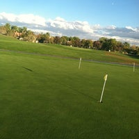 Photo taken at Green Spring Golf Course by Taylor B. on 10/22/2012