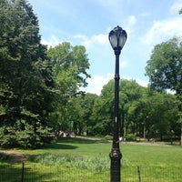 Photo taken at Central Park West by Элина Э. on 5/20/2013
