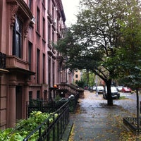 Photo taken at Brooklyn Heights by Jennifer D. on 10/30/2012