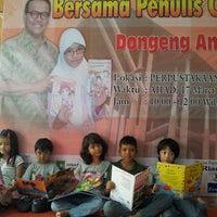 Photo taken at Perpustakaan Daerah by Rina N. on 3/30/2013