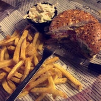Photo taken at Classic Burger Joint by K. A. on 9/24/2017