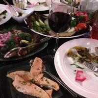 Снимок сделан в Park Hotel пользователем Olga B. 11/23/2012