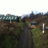 Photo taken at Tanfield Railway by Soap on 11/18/2012