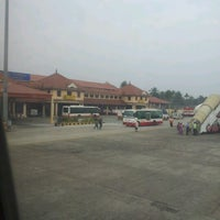 Photo taken at Cochin International Airport (COK) by Sanjay D. on 12/26/2012