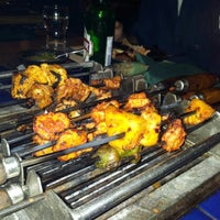 Photo taken at Barbeque Nation by Parth K. on 11/10/2012