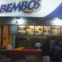 Photo taken at Bembos by Luis P. on 8/20/2013