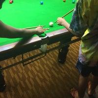 Photo taken at Golden Break Snooker & Pool Club by Muhammad Y. on 5/30/2016