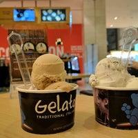 Photo taken at Gelatomio Lounge by oscar c. on 11/20/2016