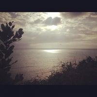 Photo taken at Farol do Cabo Branco by Pedro C. on 11/21/2012