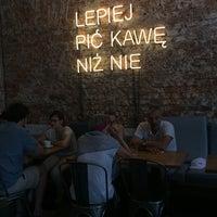 Photo taken at Wesoła Cafe by jkana on 7/9/2017