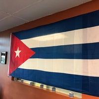 Photo taken at Equelecuá Cuban Café by Amaury on 4/14/2017
