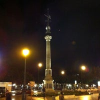 Photo taken at Obelisco by Iria L. on 11/27/2012