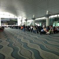 Photo taken at Juan Santamaría International Airport (SJO) by Evelyn V. on 7/17/2013