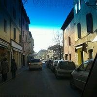 Photo taken at Mercato Pavullo by Lorella P. on 12/30/2012
