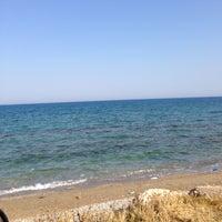 Photo taken at Bogazi by Ferhan A. on 5/4/2013