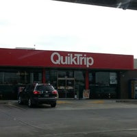 Photo taken at QuikTrip by Kyle H. on 10/26/2012