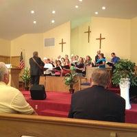 Photo taken at Piedmont Baptist Church by Brian K. on 5/19/2013