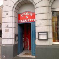 Das Foto wurde bei Crêpe & Baguette von Moritz D. am 4/13/2013 aufgenommen