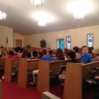 Photo taken at Piedmont Baptist Church by Piedmont Baptist Church on 8/1/2013