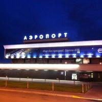 Снимок сделан в Международный аэропорт Пулково (LED) пользователем Мария 🐼 У. 7/22/2013