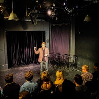 Photo taken at Chemically Imbalanced Comedy by Peter R. on 11/10/2013