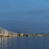 Photo taken at Thessaloniki Port by Alex T. on 11/4/2012