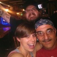 Photo taken at Aj Slammers by Kristin F. on 7/31/2013