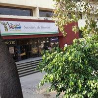 Photo taken at Secretaría de Finanzas del Gobierno del Distrito Federal by Luiz C. on 10/30/2012