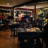 Photo taken at Rendezvous Cafe & Wine Bar by Liz H. on 1/1/2013
